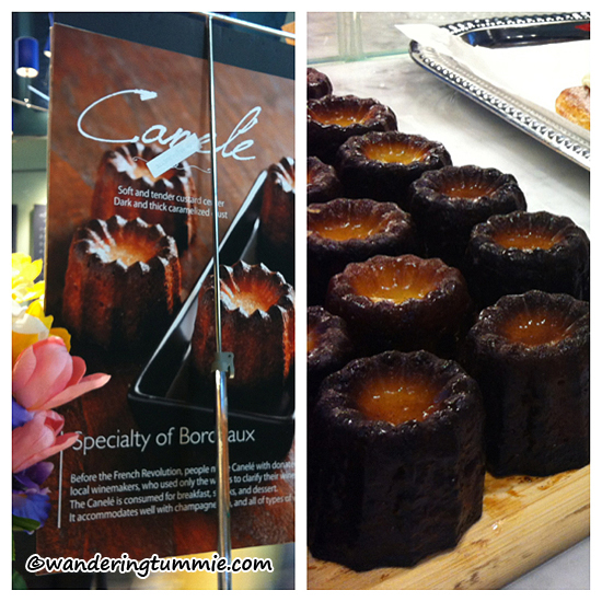 Paris Baguette Bakery Cafe Los Cerritos Mall Cerritos CA, canele, paris bakery, french bakery, french pastries, pastries, bakery, bread, desserts, sweets, coffee, french restaurant, french food, french cafe, cafe