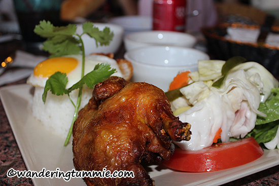 Mon Ami Garden Grove CA, bbq chicken rice, bbq chicken, barbeque chicken, rice chicken, ga nuong, vietnamese food, vietnamese restaurant, french food, french restaurant, vietnamese french fusion food